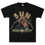 Elvis Sun Records Rockin Rooster T-shirt