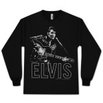 Elvis 68 Guitar T-shirt