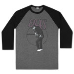 Elvis Raglan Baseball T-Shirt