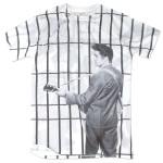 Elvis Presley - Jailhouse Rock Total Print Tee