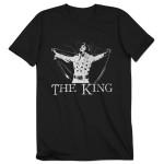 Elvis Presley - The King Tee