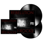 Rebelution Live At Red Rocks CD/DVD + Limited Edition Colored 2-LP Vinyl Bundle