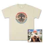 JBB Kings and Queens CD and Men's Tree T-Shirt Combo