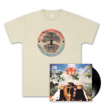 JBB Kings and Queens LP and Men's Tree T-Shirt Combo