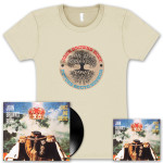 JBB Kings and Queens CD/LP and Ladies Tree T-Shirt Combo