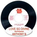 "Anthony B ""Love So Divine"" 7"" Vinyl Single"