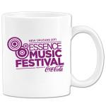 Essence Music Festival Logo Bistro Mug