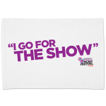 Essence Music Festival I Go for the Show Hand Towel