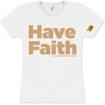 Women's Have Faith Tee