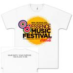 2012 Essence Music Festival T-shirt