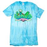 Bonnaroo 2014 Alternate Logo Tie Dye