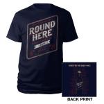 Round Here Tour Tee