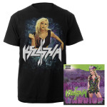 Ke$ha Warrior Men's Digital Download Bundle