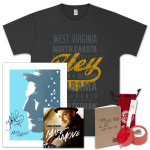 Gavin DeGraw - Make A Move Unisex VIP Package (Signed)