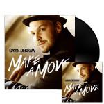 Gavin DeGraw - Make a Move Vinyl / CD Bundle