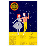 Gavin DeGraw - Summer 2013 Retro Poster