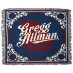 Gregg Allman Blanket