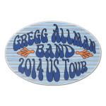 Gregg Allman Band 2014 US Tour