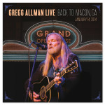 Gregg Allman Live: Back to Macon - 2 CD Set
