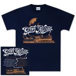 Gregg Allman 2012/13 Winter Tour Shirt