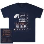 Gregg Allman 2014 Winter Tour T-Shirt