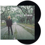 Gregg Allman Low Country Blues Double LP
