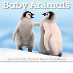 Baby Animals 2015 Desk Calendar