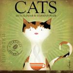 Cats 2015 Wall Calendar by Stephen Fowler