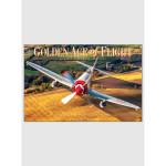 Golden Age of Flight 2017 <br/> 11.75&quot; x 18&quot; Deluxe Calendar