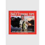 Daily Fishing Tips 2017 <br/> 5.25&quot; x 6.125&quot; Page Per Day Calendar