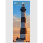 Lighthouses 2017 <br/> 9&quot; x 22&quot; Vertical Calendar