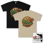Gov't Mule – The Georgia Bootleg Box Set CD and T-Shirt Bundle