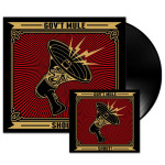 Gov't Mule Shout! Vinyl LP and Digital Download Bundle