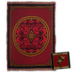 Gov't Mule - Shout! CD and Throw Blanket Bundle