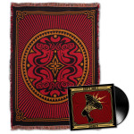 Gov't Mule - Shout! LP and Throw Blanket Bundle
