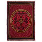 Gov't Mule Throw Blanket