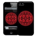 Gov't Mule Black Dose Logo iPhone 5/5s Case