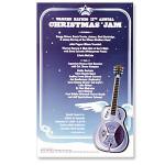 Warren Haynes 2000 Xmas Jam Poster