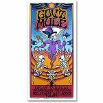 Gov't Mule Sept 2004 Roseland Ballroom New York City Event Poster