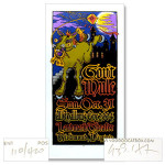 Gov't Mule 2004 Halloween Event Poster