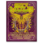 Gov't Mule 2005 Spring Tour Europe Poster