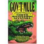 Gov't Mule Dec 30 2006 Gator Poster