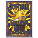 Gov't Mule 2007 Spring Tour Poster