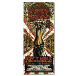 Gov't Mule 2008 Kinder Revolution Fall Tour Poster