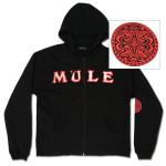 Gov't Mule Distressed Logo Zip Hoodie