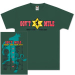 Gov't Mule 2007 Fall Tour T-Shirt
