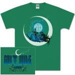 Gov't Mule Moon Lady Pigment-Dyed T-Shirt