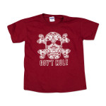Mule & Crossbones Youth T-Shirt