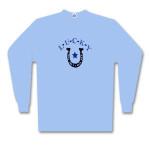 Lucky Longsleeve Women's T-Shirt