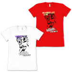 Wonderlust King T-Shirt - Ladies